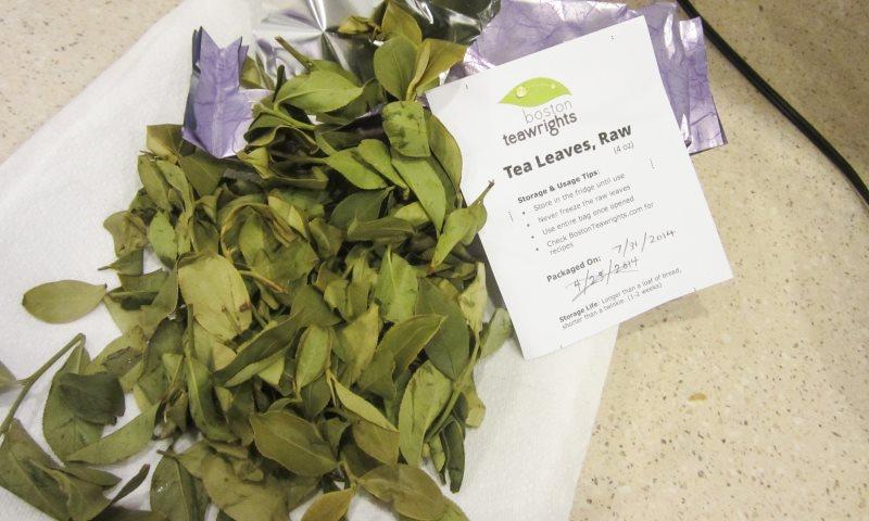 How Crafty is Tea: Part Four