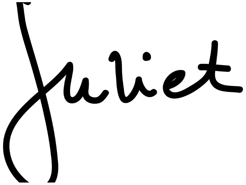 Juliet in Union Square (Logo)
